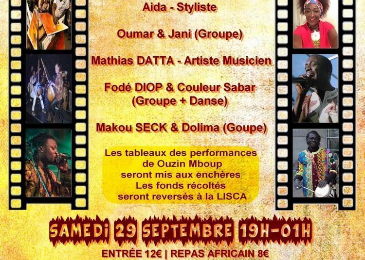 Grande Soirée Africaine | Concerts - Défile Mode - Performance Penture - Repas... à Montpellier