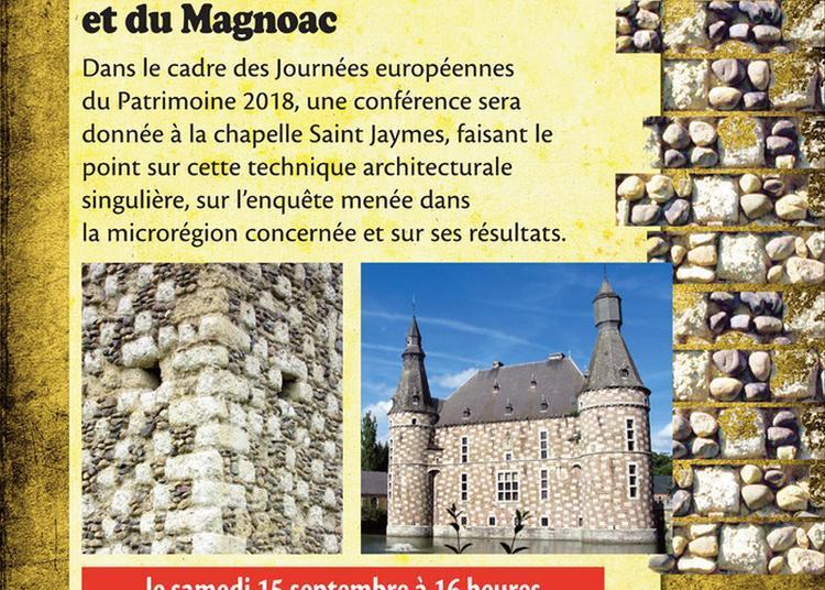 Conférence Sur Les Murs En Terre Crue à Saint Michel
