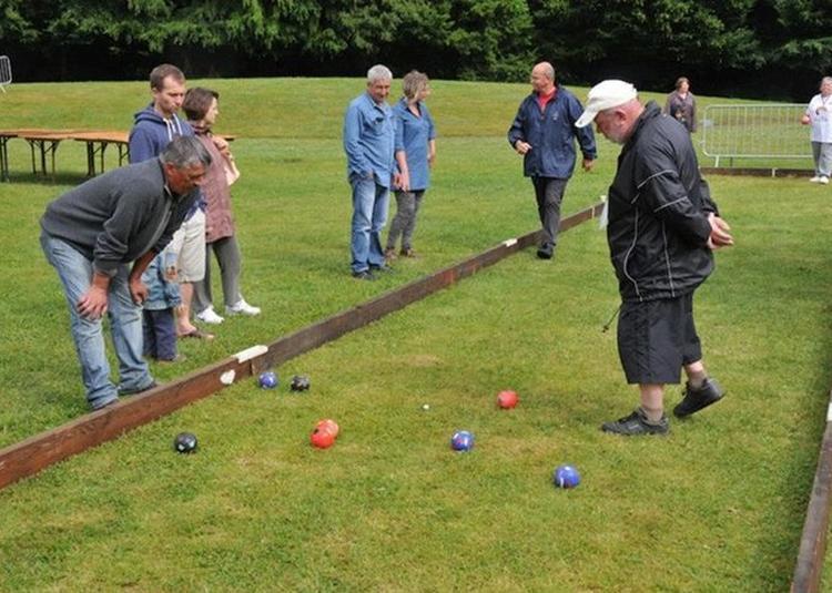 Jeux Traditionnels Bretons à Rennes