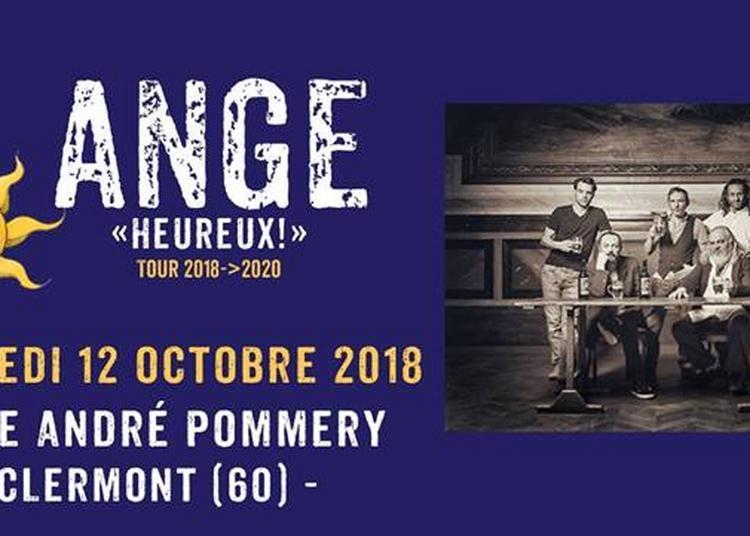 Ange Tour 2018-2020 à Clermont