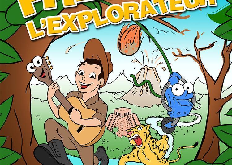 Les aventures extraordinaires de Fred l'explorateur à Tilloy les Mofflaines