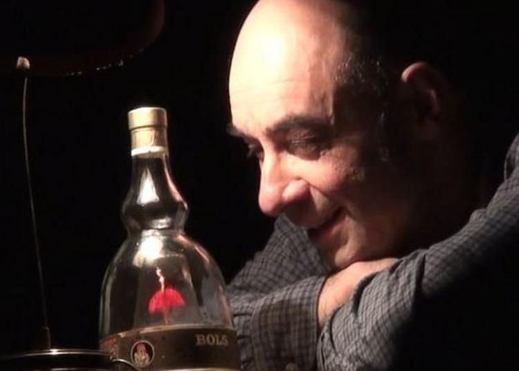 Miguel Hareau raconte Brel Café théâtre et chanson française à Grenoble