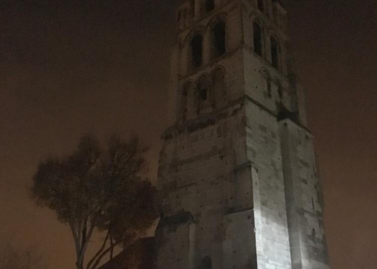 Abbaye Saint-Germain - Visite du site monastique en nocturne à Auxerre