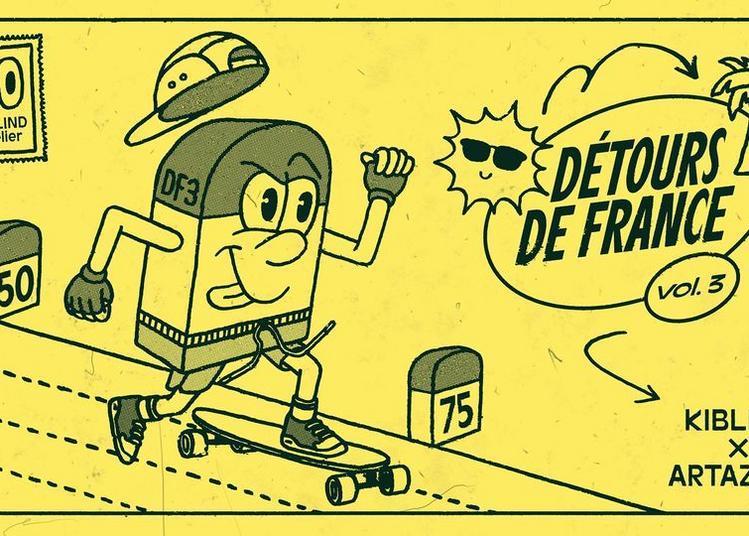 Détours de France volume 3 à Paris 10ème