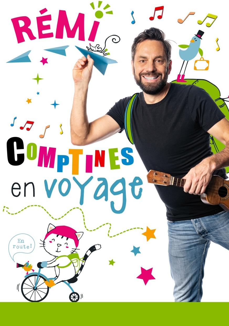 Remi Dans Comptines En Voyage à Grenoble