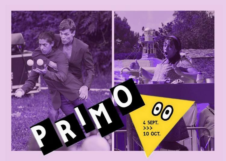 PRIMO - Spectacles de rue à Goussainville