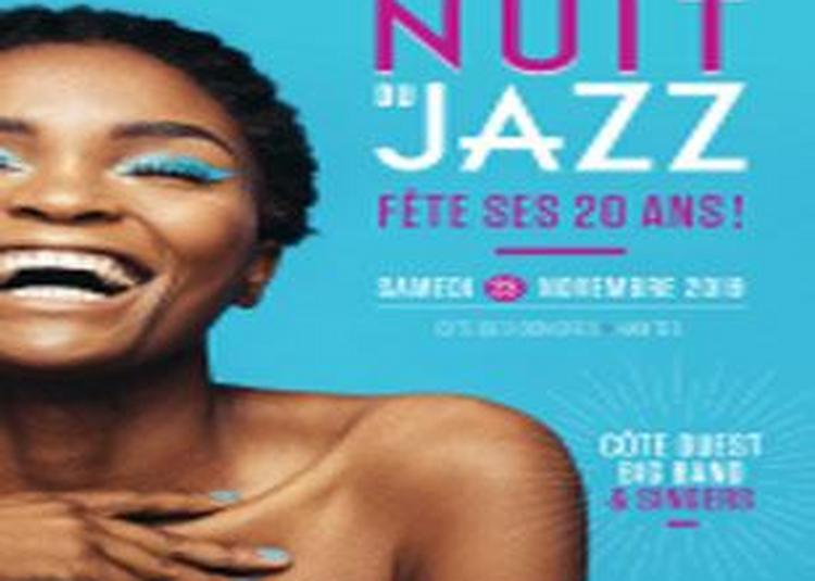 20eme Nuit Du Jazz à Nantes