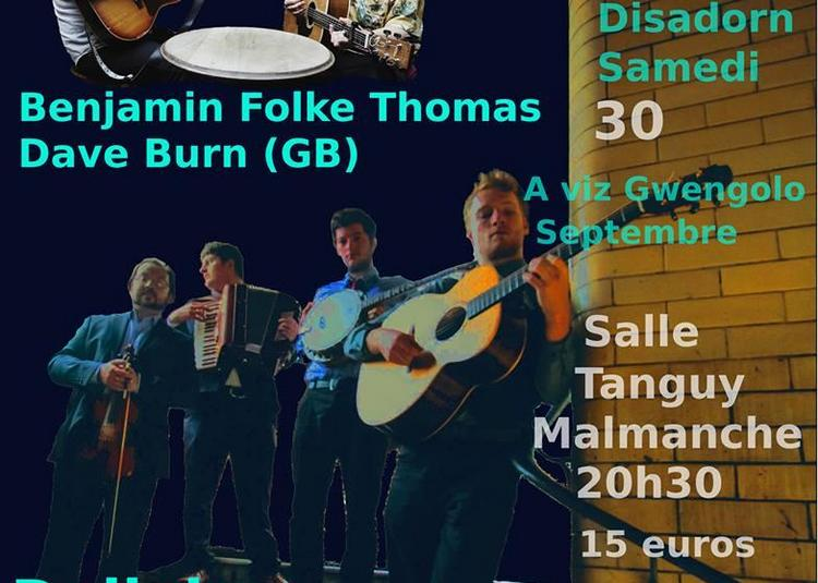 Concert Kerfolk 2017 à Plabennec