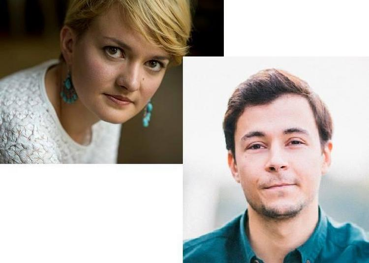 Inventio invite Corentin Morvan et Lucie Sansen : saxhorn/piano à Paris 9ème