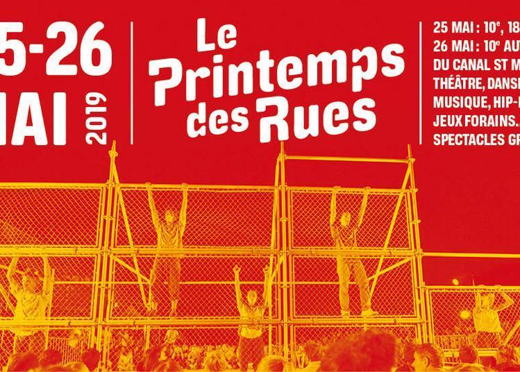 Festival Le Printemps des Rues 2019