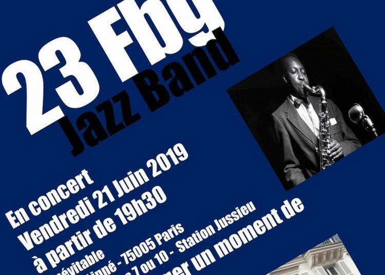 23 Faubourg Jazz Band et Soul Quintet à Paris 5ème