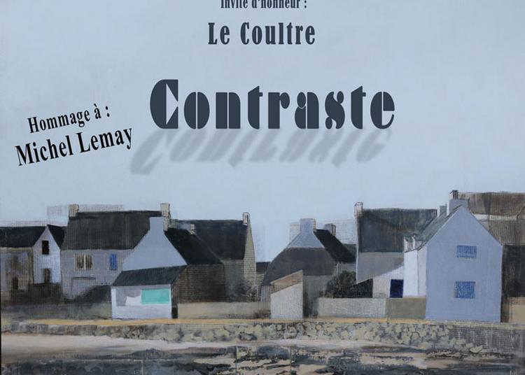 23ème Salon Des Anonymes - Thème : Contraste à Saint Jean le Blanc
