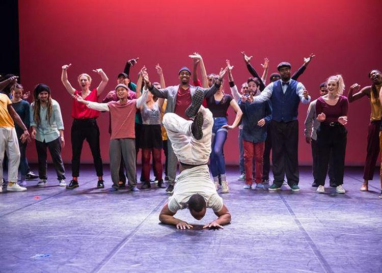 25 ans du Hip-Hop - Soirée anniversaire Suresnes Cités Danse à Merignac