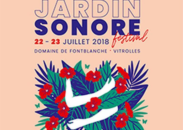 Festival Jardin Sonore 2018