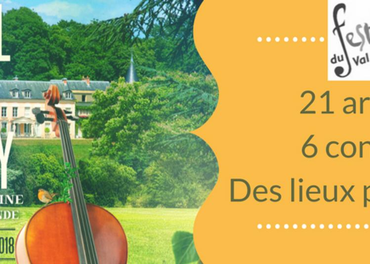 Festival Du Val D'Aulnay 2018