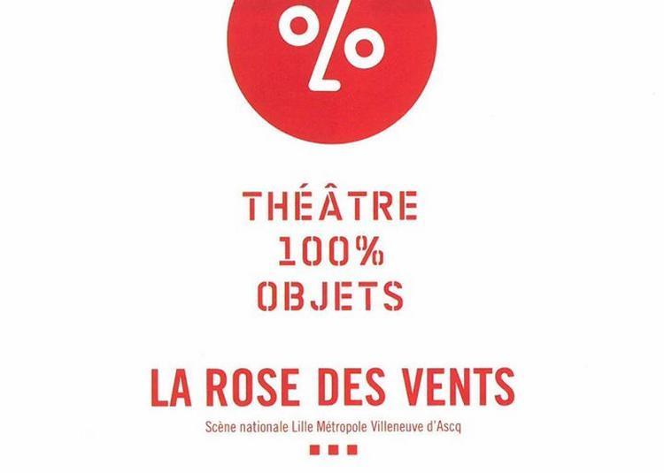 2e festival 100% objets à Villeneuve d'Ascq