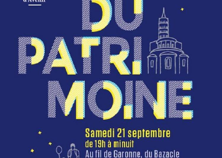 2e Nuit Du Patrimoine à Toulouse