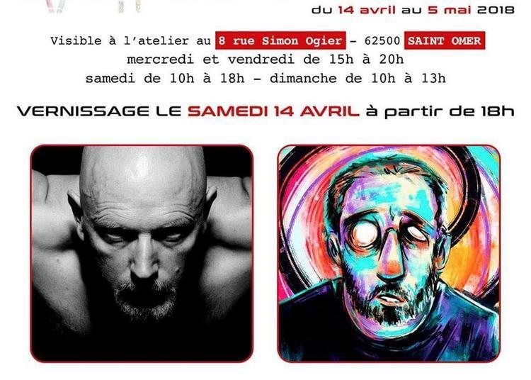 Histoire d'A. / The art of Tchang à Saint Omer