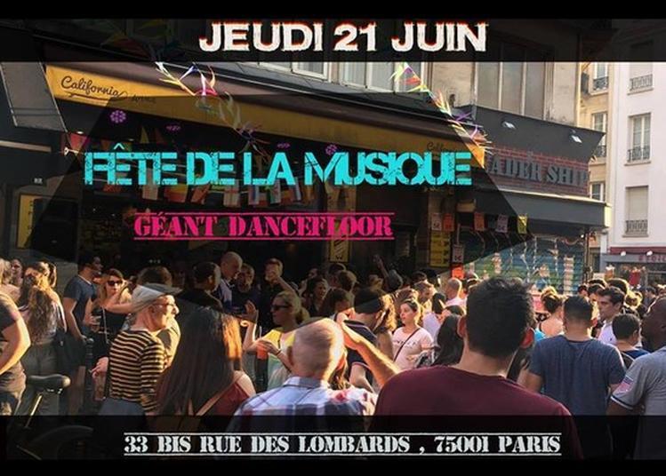 3 Dj Guests Sur Un Dancefloor Géant ! à Paris 1er