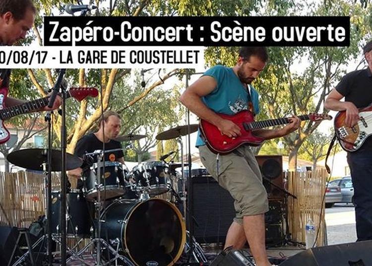 Scène ouverte + Boeuf à Maubec