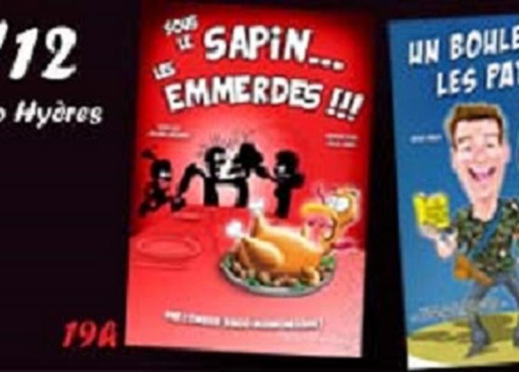 Pass 2 Comedies 31 Decembre à Hyeres