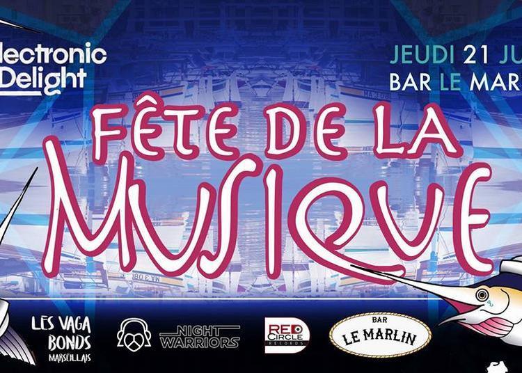 Le Marlin Fête La Musique à Marseille