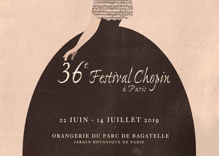 36e Festival Chopin A Paris à Paris 16ème