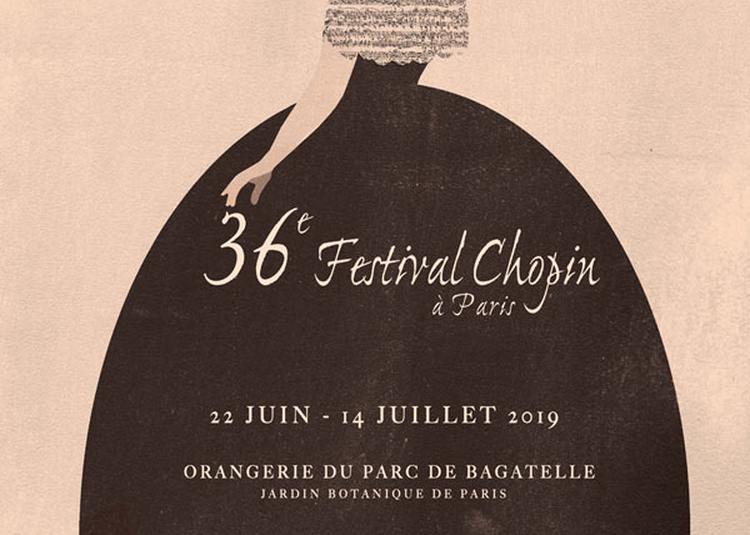 36e Festval Chopin A Paris à Paris 16ème