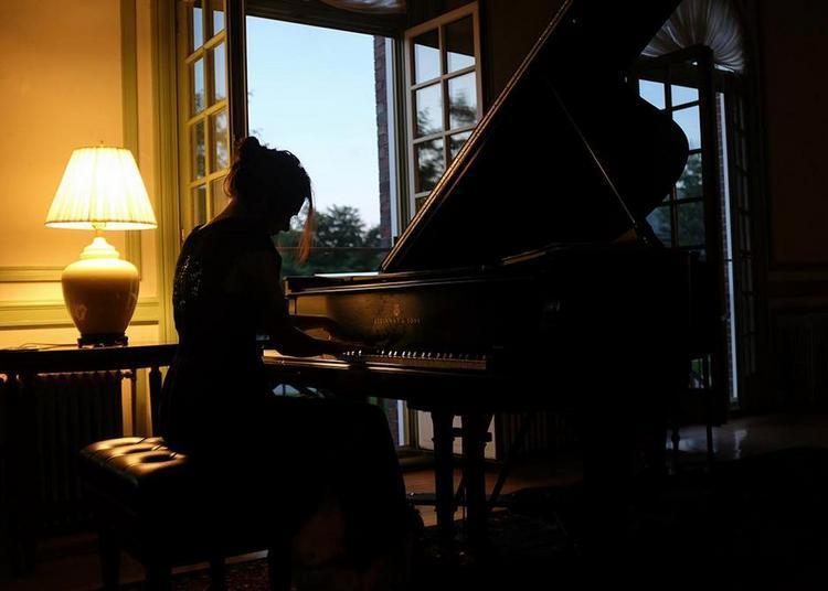 Madame Schumann à Bellerive sur Allier