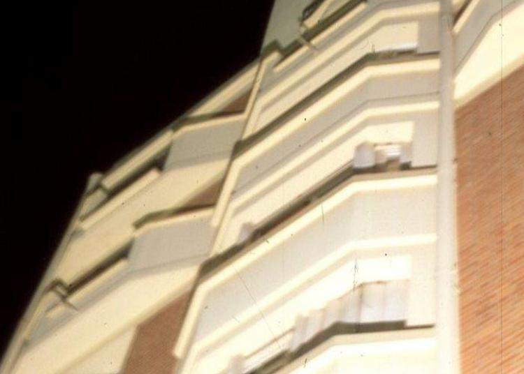 39 Rue Nicolas Leblanc, On The Foundations Of The Lille Hippodrome, By Night In English