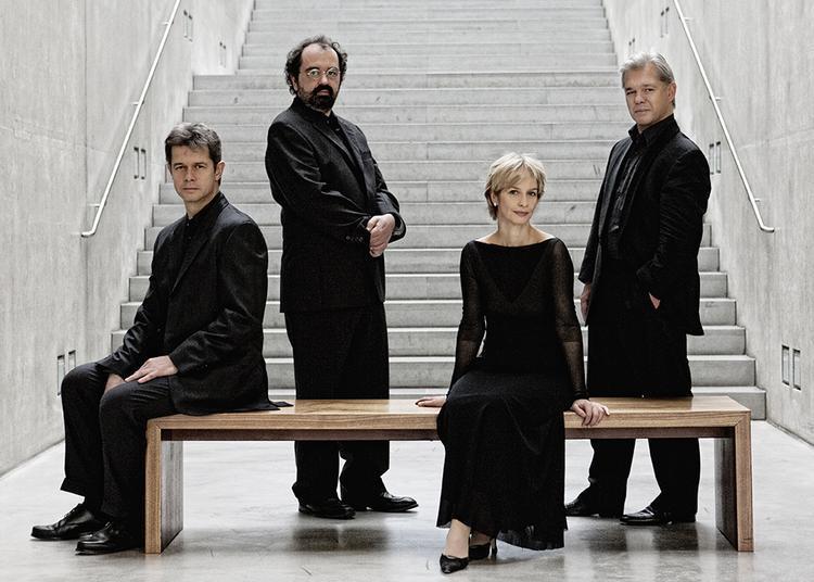 Quatuor Hagen en concert exceptionnel à Toulouse