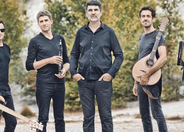 Hamon Martin Quintet, nos vingt ans* à Redon