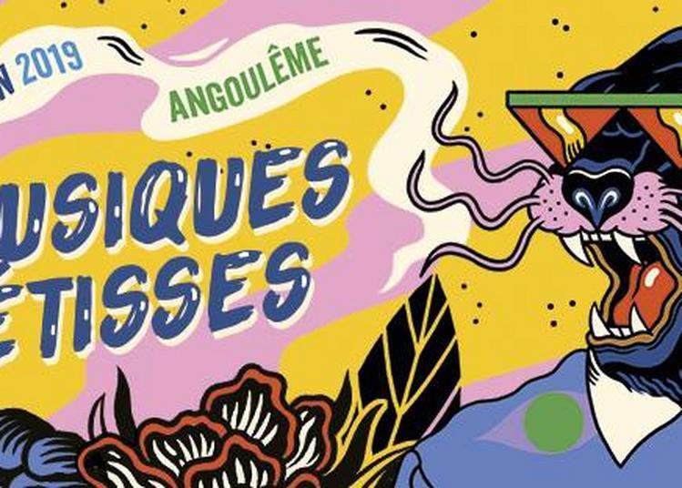 44e Festival Musiques Metisses-Pass 1j à Angouleme