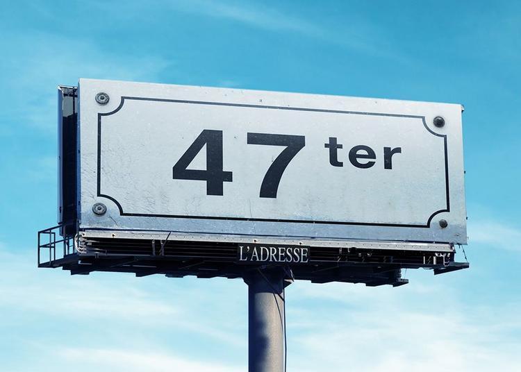 47 Ter à Marseille
