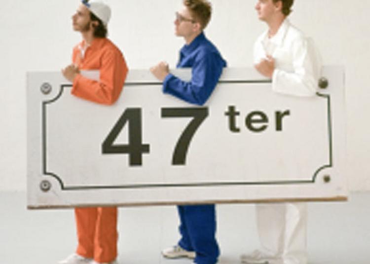 47ter à Paris 19ème