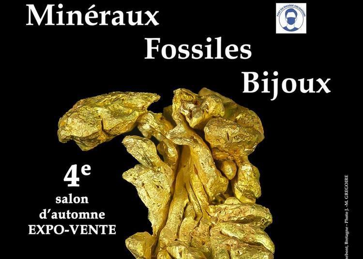 4e SALON d'AUTOMNE MINERAUX FOSSILES BIJOUX à Soumoulou