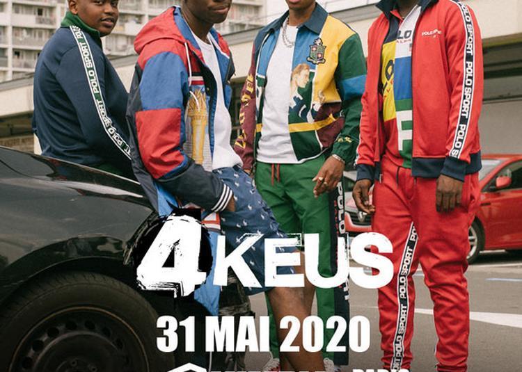 4keus à Paris 9ème