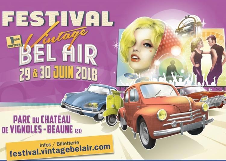 Festival Vintage Bel Air 2018
