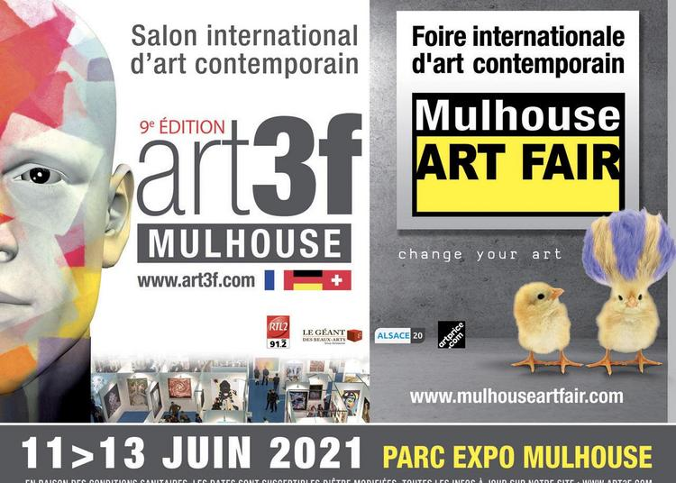 Art3f à Mulhouse