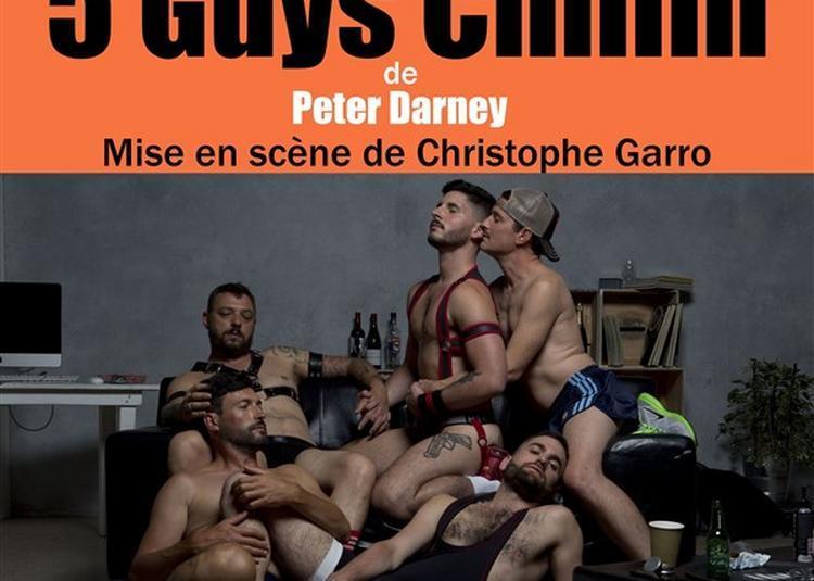 5 Guys Chillin' à Paris 19ème
