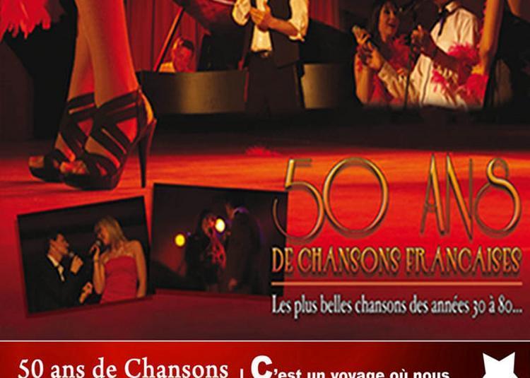 50 Ans De Chansons Francaises à Noiretable