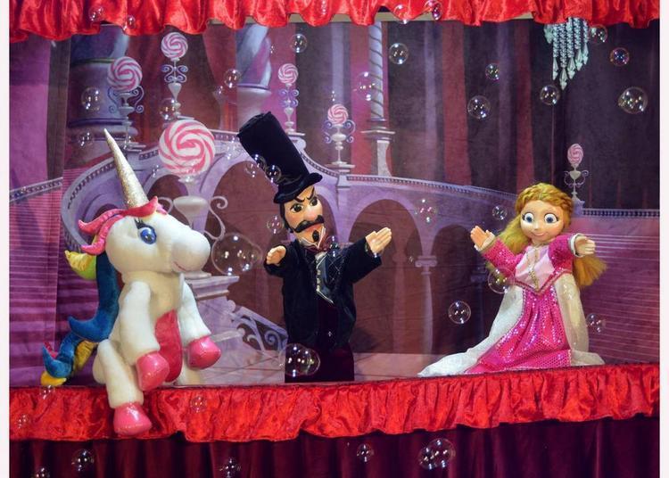 Guignol le Secret de la Licorne à Bonson