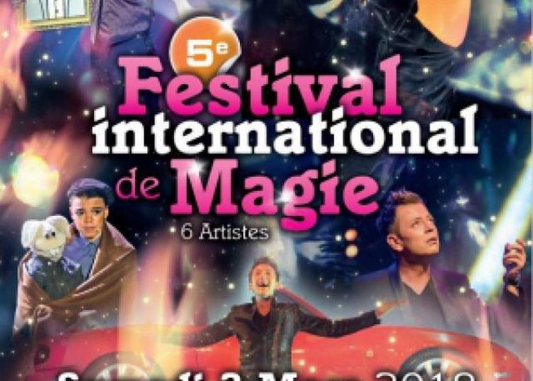 5ème Festival International De Magie à Toulouse