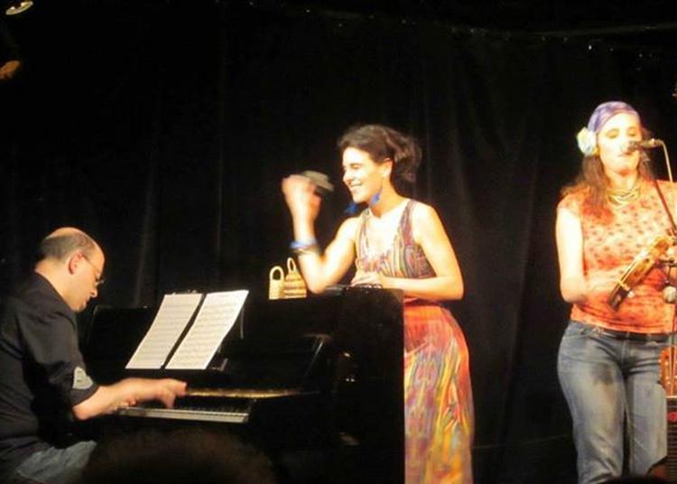 6 ans de trio Lacalo à Paris 19ème