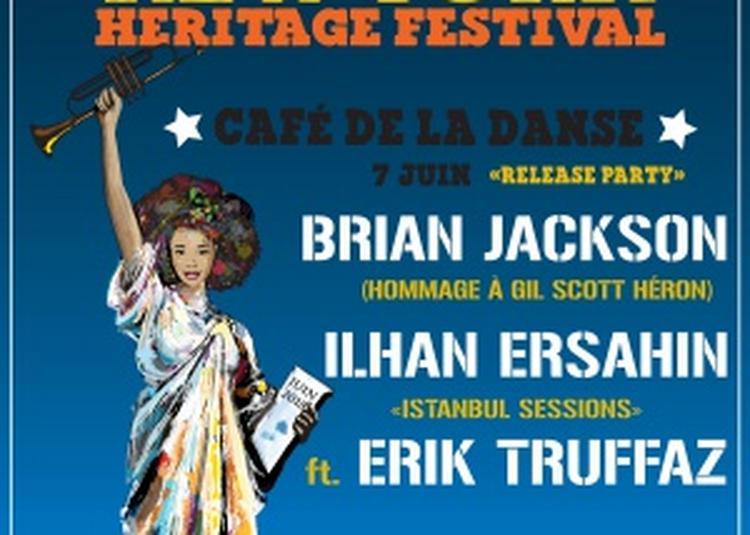 Paris New York Heritage Festival à Paris 11ème