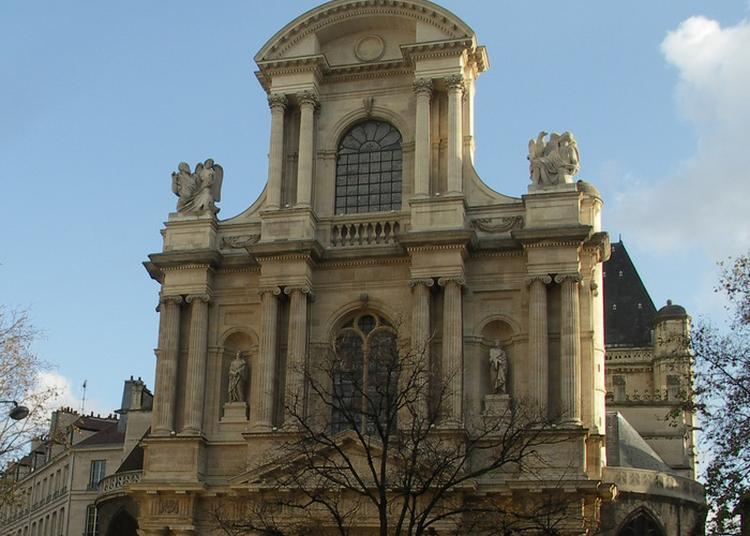 600 Ans De St-gervais : Cycle De Conférences à Paris 4ème
