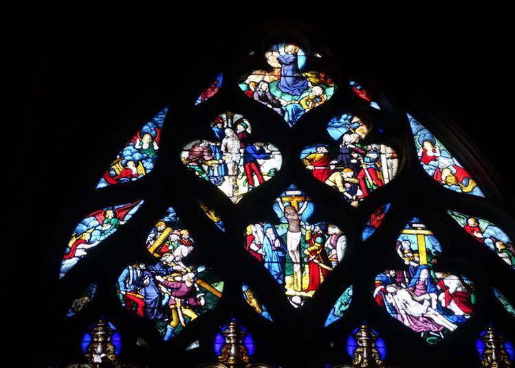 600 Ans De St Gervais - Visites Guidées Des Vitraux Renaissance à Paris 4ème