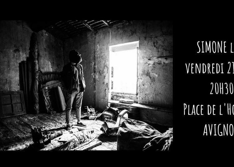 Simone - rock expérimental à Avignon