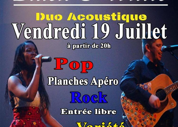 Concert Duo Black & White (Pop Rock Variété) à Huppy