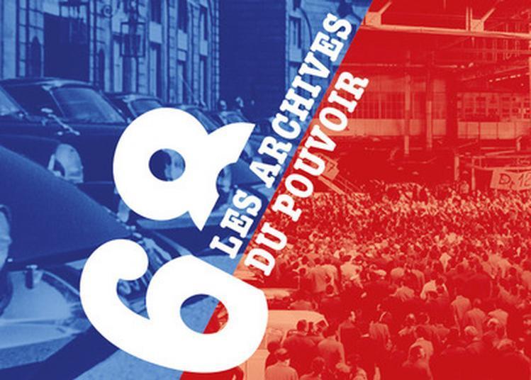 68, Les Archives Du Pouvoir à Paris 4ème